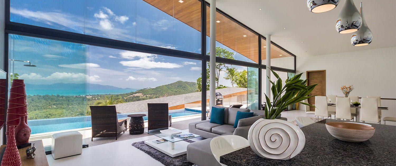 Sunflex Asia • Aluminium doors • Glass doors • Thailand, Asia