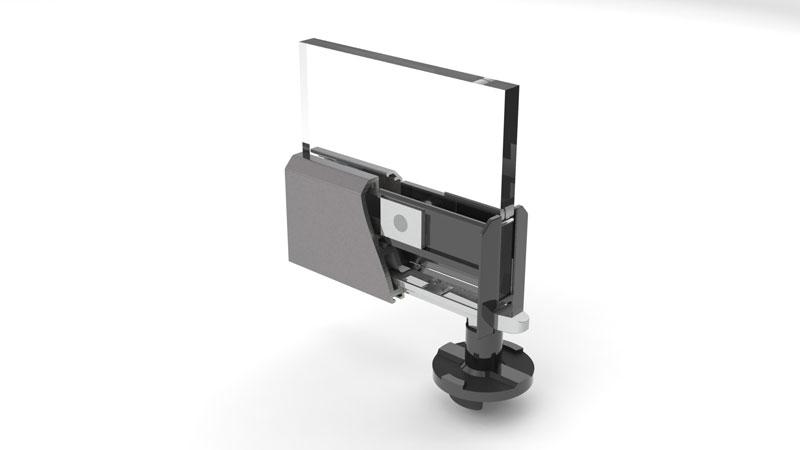 Aluminium Slide and Turn System